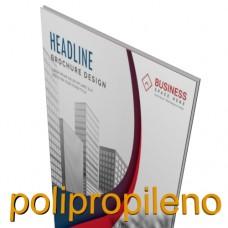 Cartelería Exterior Polipropileno